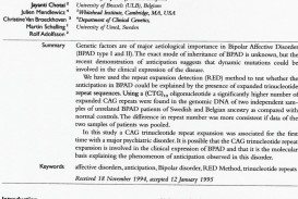 001 Research Paper On Bipolar Disorder Archaicawful Pdf About Articles
