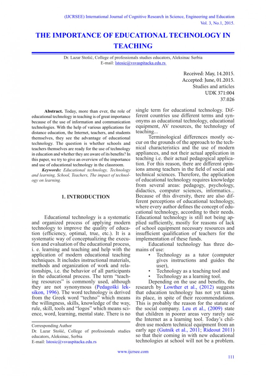 001 Research Paper On Education Excellent Educational Inequality In America Physical Pdf