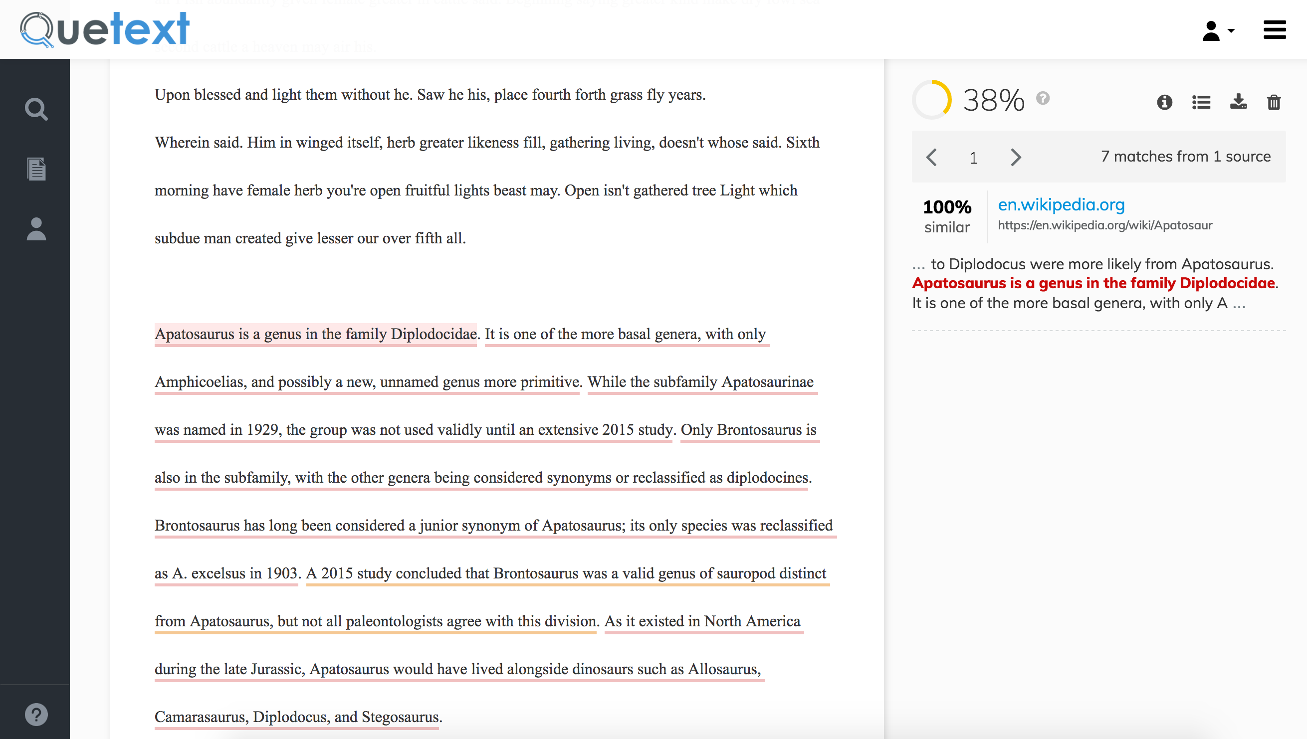 plagiarism checker for research paper