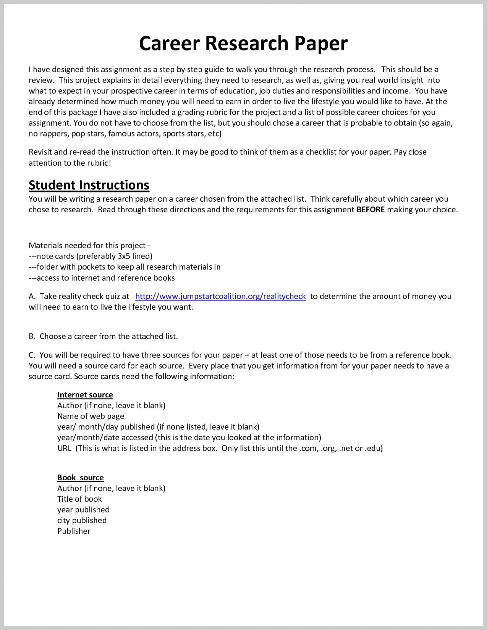 001 Research Paper Write Career Need Help Writing I An Essay Wondrous Rubric 1920