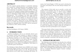 001 Research Papers Artificial Intelligence Paper Imposing On In Marketing Ieee Algorithms