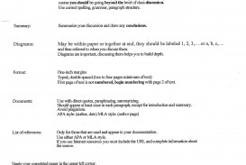 001 Short Paper Checklist Research Chemistry Formidable Topics Topic