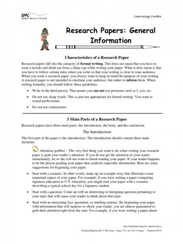 001 Steps Writing Research Paper Preview To Successful Stunning 12 360