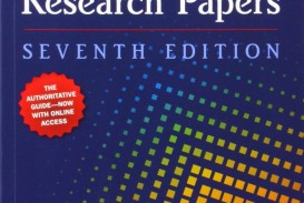 001 The Mla Handbook For Writers Of Research Papers Paper Fearsome 8th Edition 7th 2009 (8th Ed.) 320