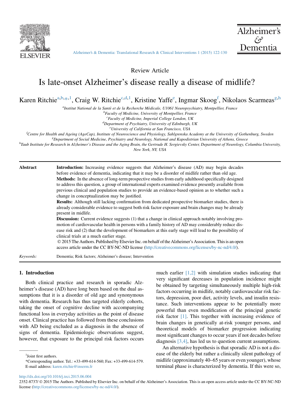 002 Abstract Alzheimers Research Paper Exceptional Alzheimer's Full