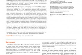 002 Current Research Studies On Breast Cancer Paper Wondrous