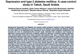 002 Diabetes Mellitus Researchs Largepreview Outstanding Research Papers Paper Outline Pdf
