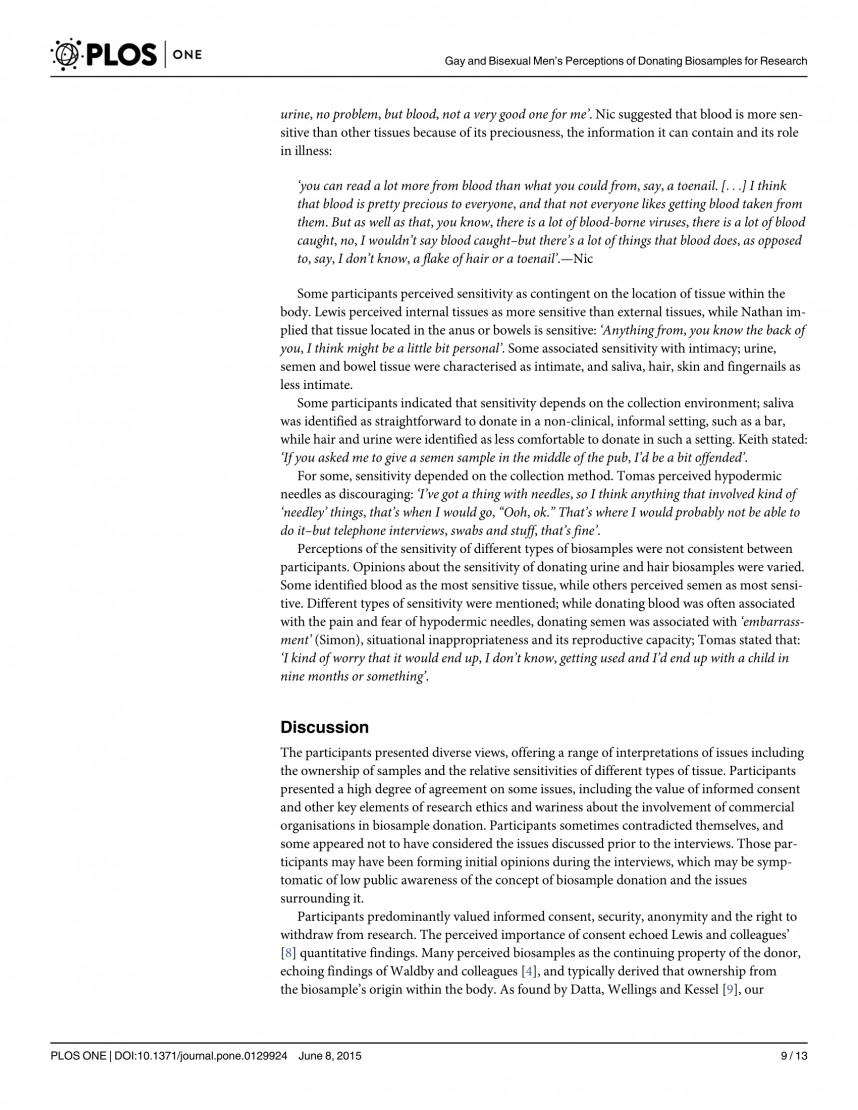 002 Example Of Discussion Part Research Stunning A Paper Results And In Qualitative Ppt