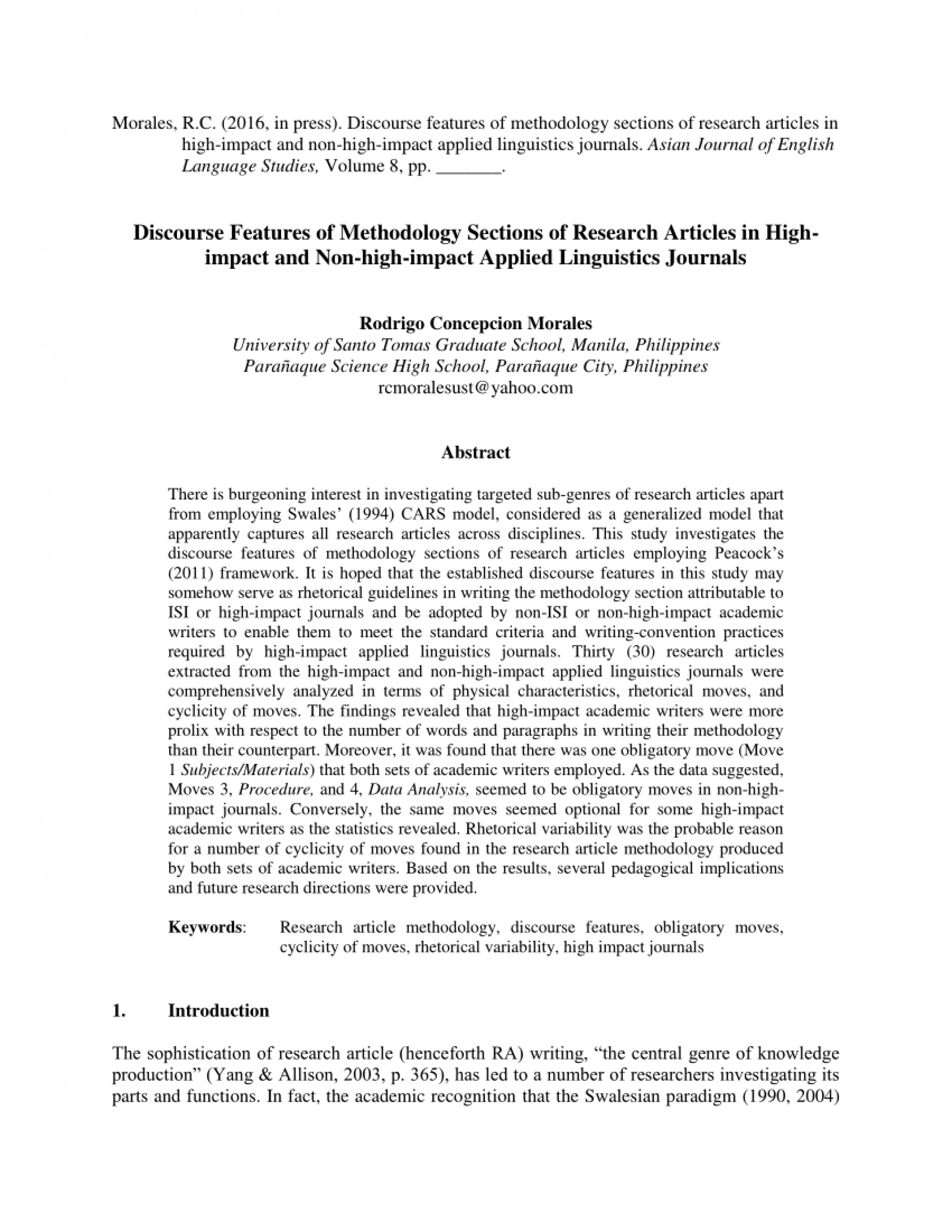 002 Example Of Methodology Section Research Paper Astounding Pdf In Quantitative Engineering 1920