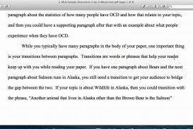 002 How To Start New Paragraph In Research Paper Sensational A Your Introduction On Topic Sentence Off Body 320
