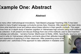 002 How To Write Good Research Paper Abstract Marvelous A Science Fair Example