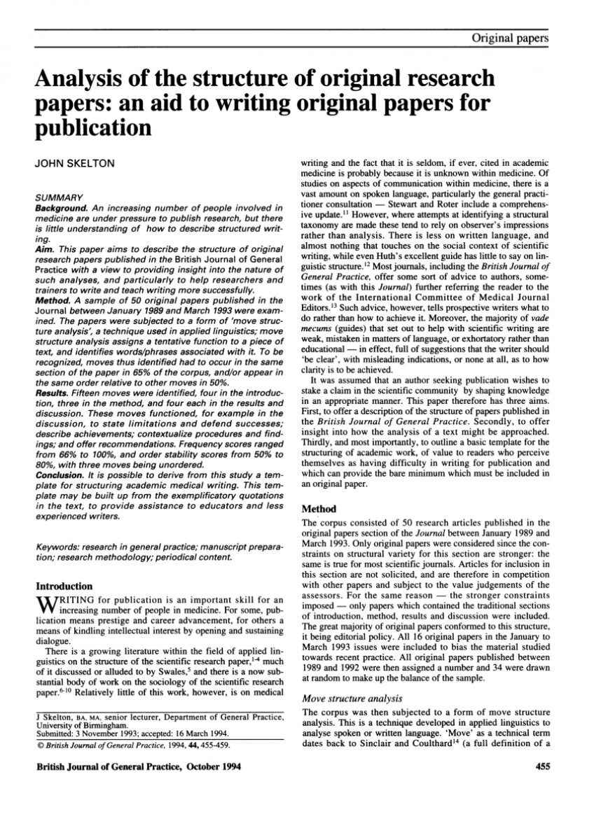 002 Largepreview Academic Research Paper Fantastic Structure