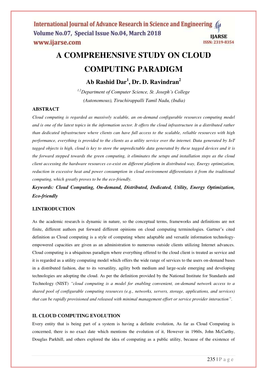 002 Largepreview Cloud Computing Research Paper Astounding 2018 Pdf Full