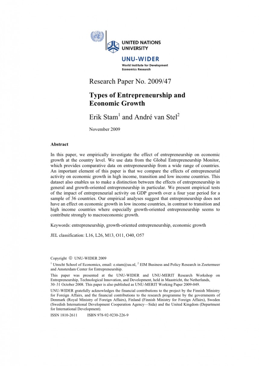 002 Largepreview Economic Development Researchs Unusual Research Papers Growth Paper Pdf