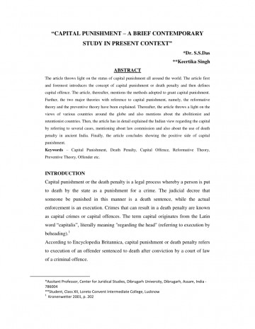 002 Largepreview Research Paper Death Penalty Remarkable Abstract 360