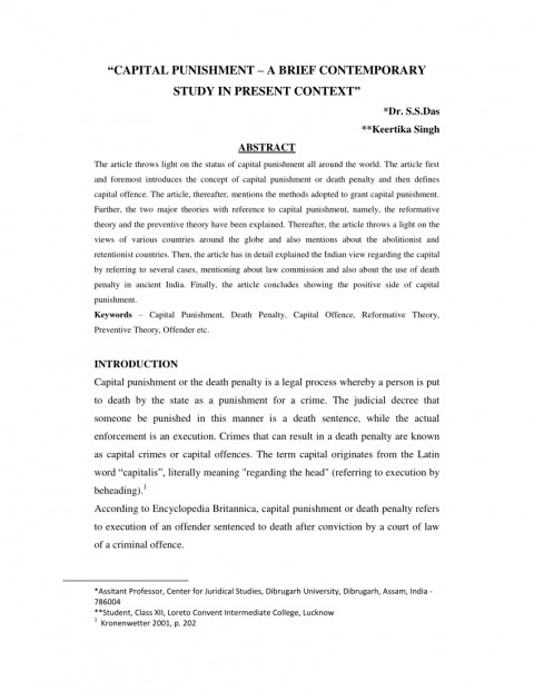 002 Largepreview Research Paper Death Penalty Remarkable Abstract 480