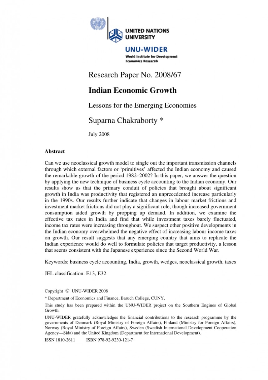 002 Largepreview Research Paper Indian Economic Breathtaking Growth