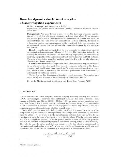 002 Math Research Paper Latex Template Article Fascinating 480
