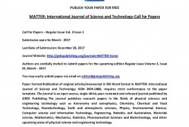 002 Matter Call2bfor2bpapers Page Research Paper Free Journals To Publish Imposing Papers