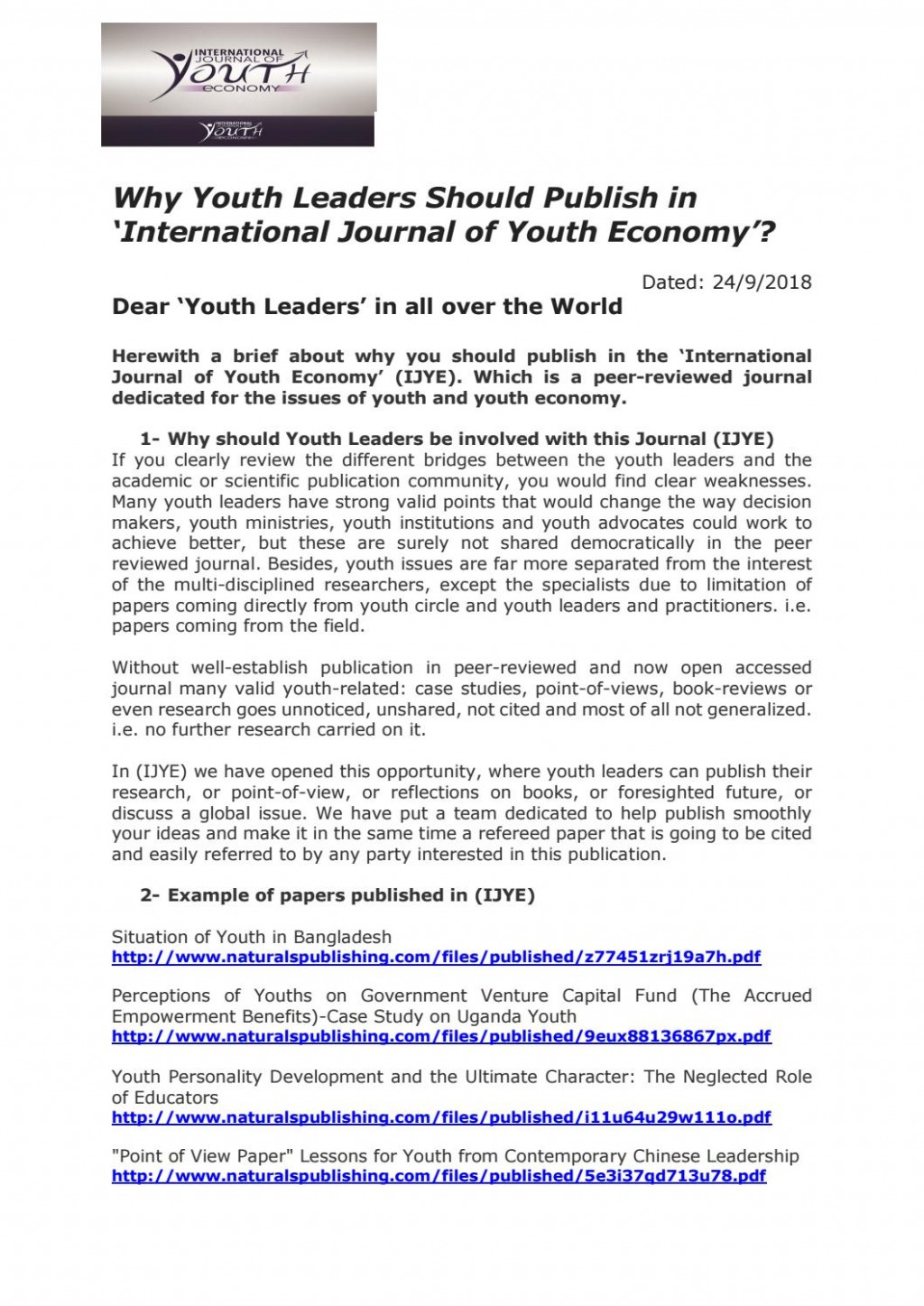 002 Page 1 How To Get Research Paper Published In International Frightening Journal Large