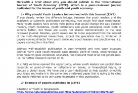 002 Page 1 How To Get Research Paper Published In International Frightening Journal
