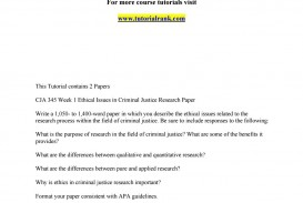 002 Page 1 Research Paper Criminal Justice Formidable Papers Examples Of Free