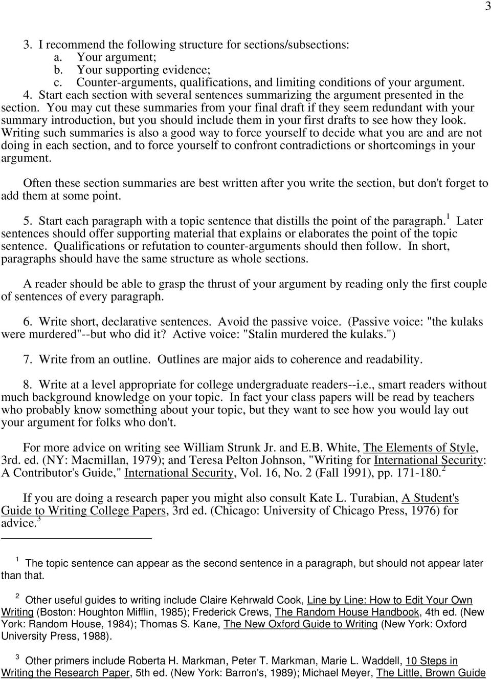 002 Page 3 Research Paper Steps In Writing The Markman Surprising 10 Pdf 1920