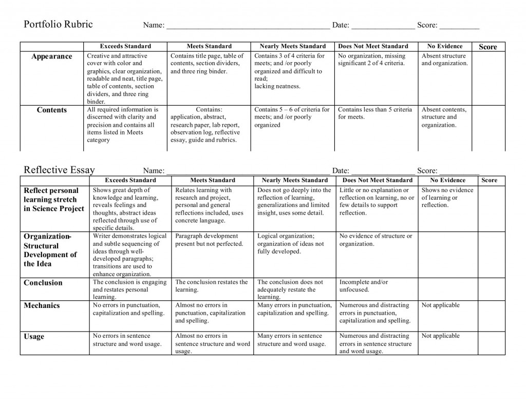 002 Research Paper Dreaded Rubric Science High School Pdf 7th Grade 5th Large