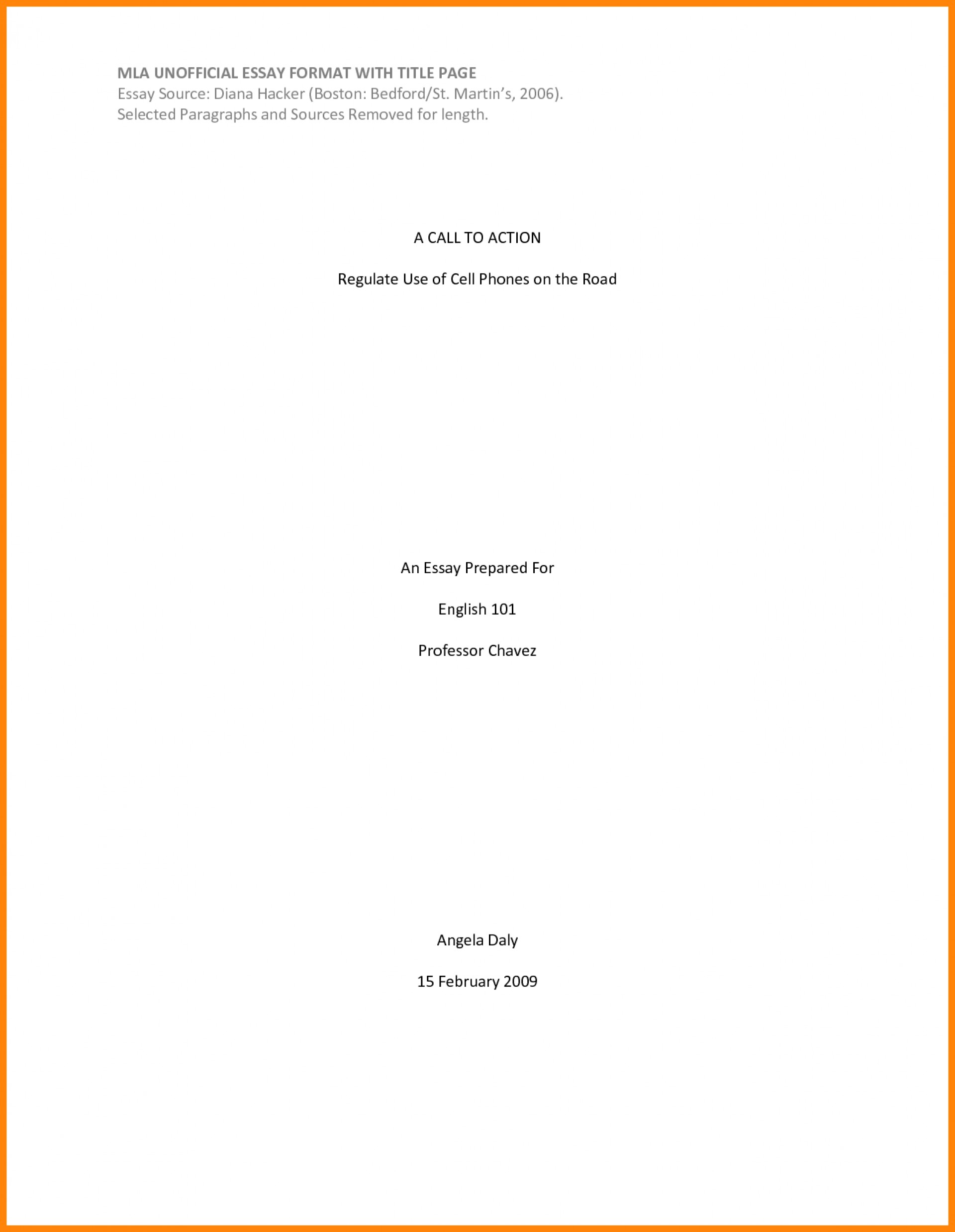 002 Research Paper Cover Page Example For Essay 8 How To Make Marvelous A Mla 1920