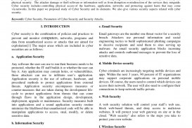 002 Research Paper Cyber Security Pdf Magnificent 2017