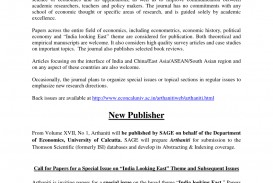 002 Research Paper Economic Papers India Impressive Indian Scholarly Articles On In 320