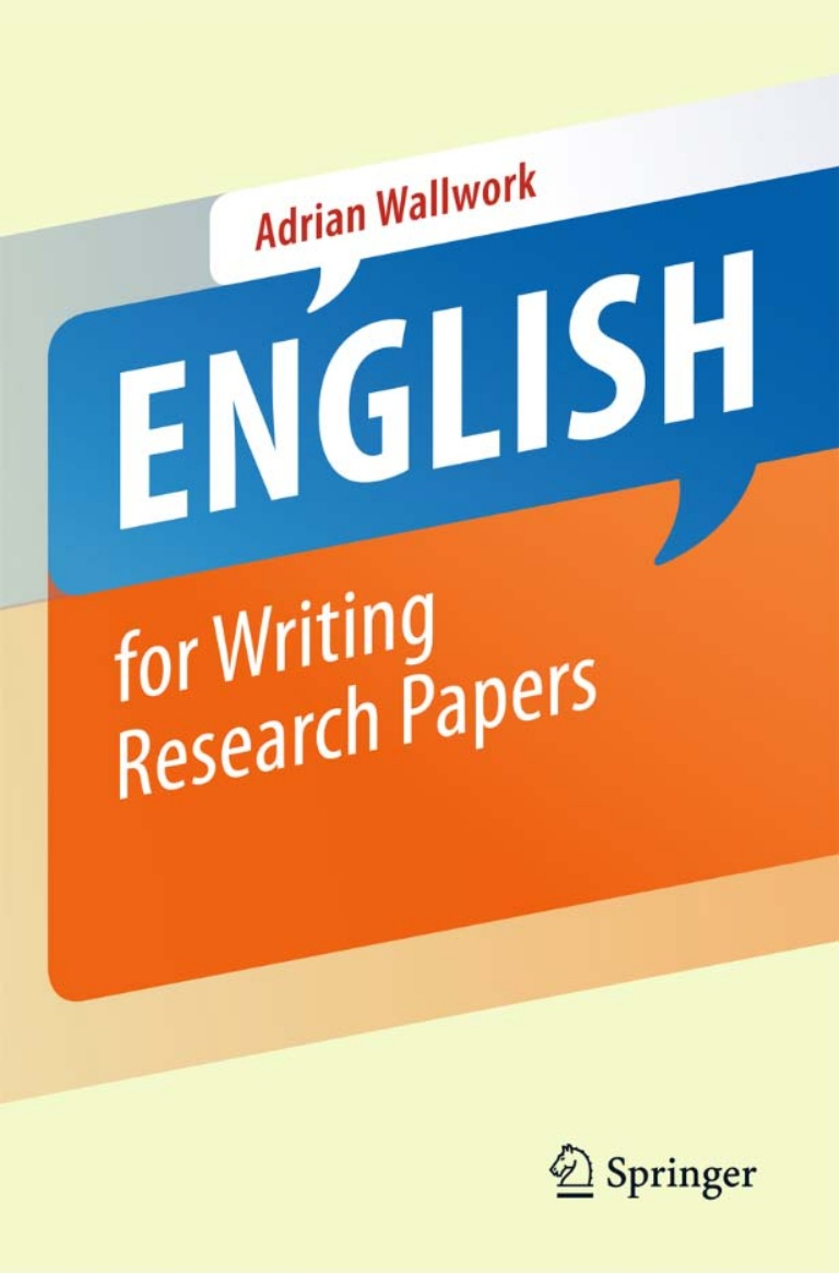 002 Research Paper Englishforwritingresearchpapers Conversion Gate01 Thumbnail English For Writing Papers Awesome Springer Pdf Useful Phrases - Full