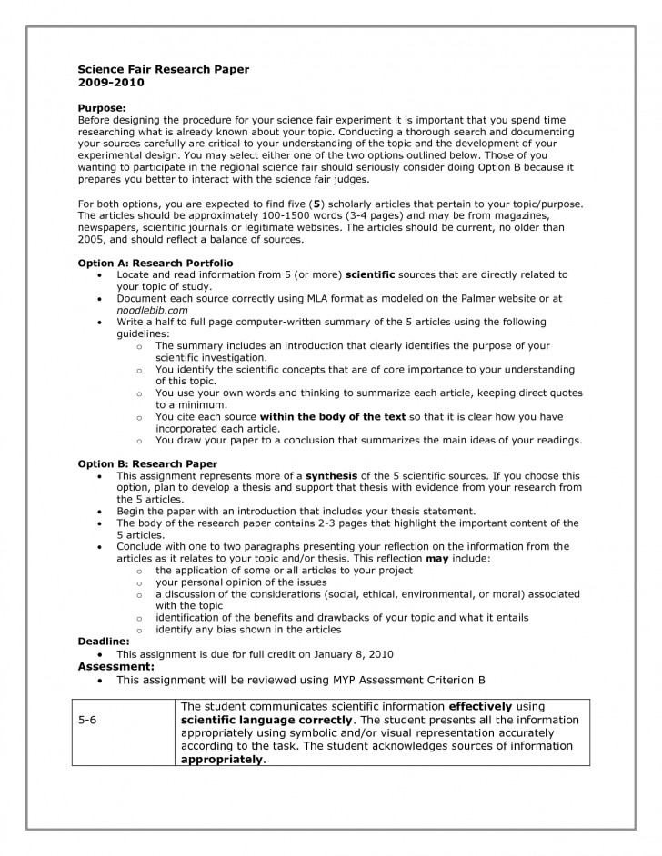 002 Research Paper Format For Writing Scientific Best Photos Of Science Procedure Template Fair Essay Example L Unique A 728
