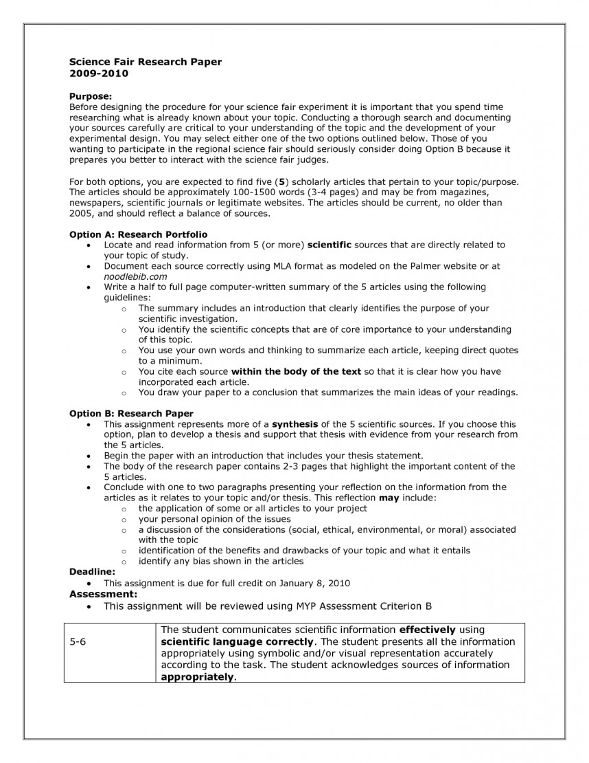 002 Research Paper Format For Writing Scientific Best Photos Of Science Procedure Template Fair Essay Example L Unique A 868