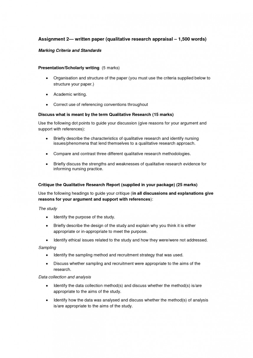 002 Research Paper Format Writing Amazing Qualitative