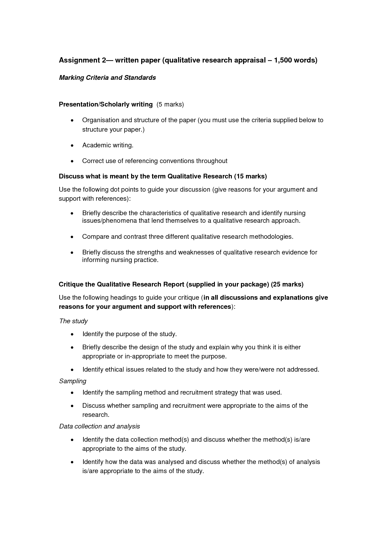 002 Research Paper Format Writing Amazing Qualitative Full