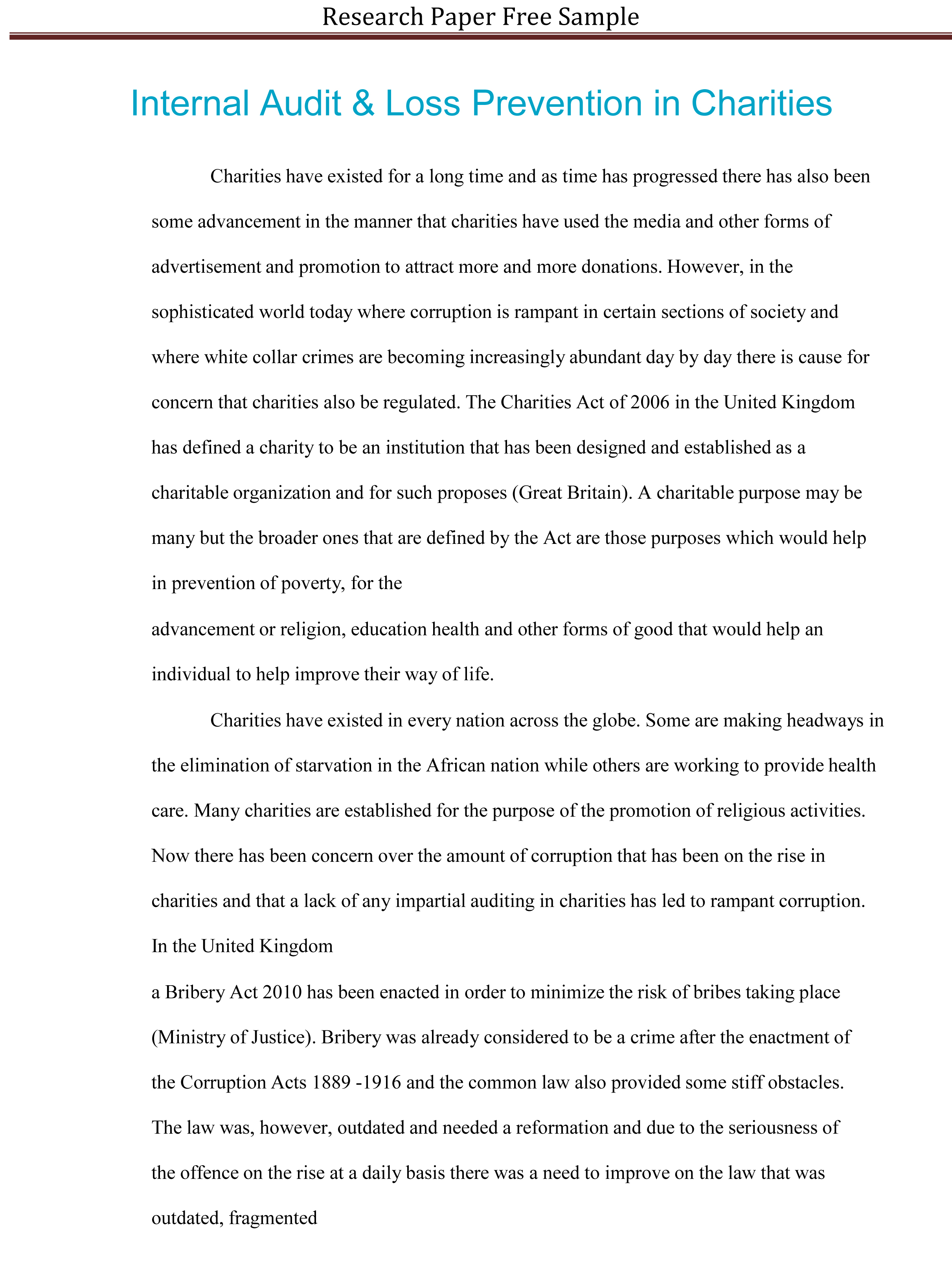 002 Research Paper Free Examples Of College Papers Unusual Full