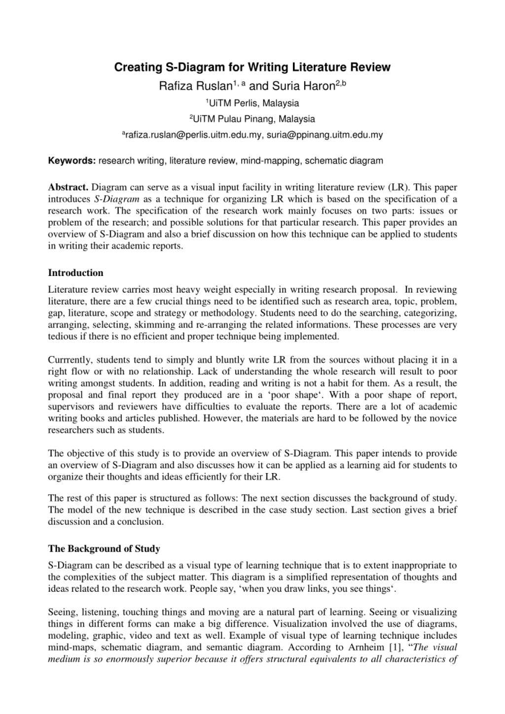 002 Research Paper How To Write Literature Review In Unbelievable A Pdf For Youtube Qualitative Large