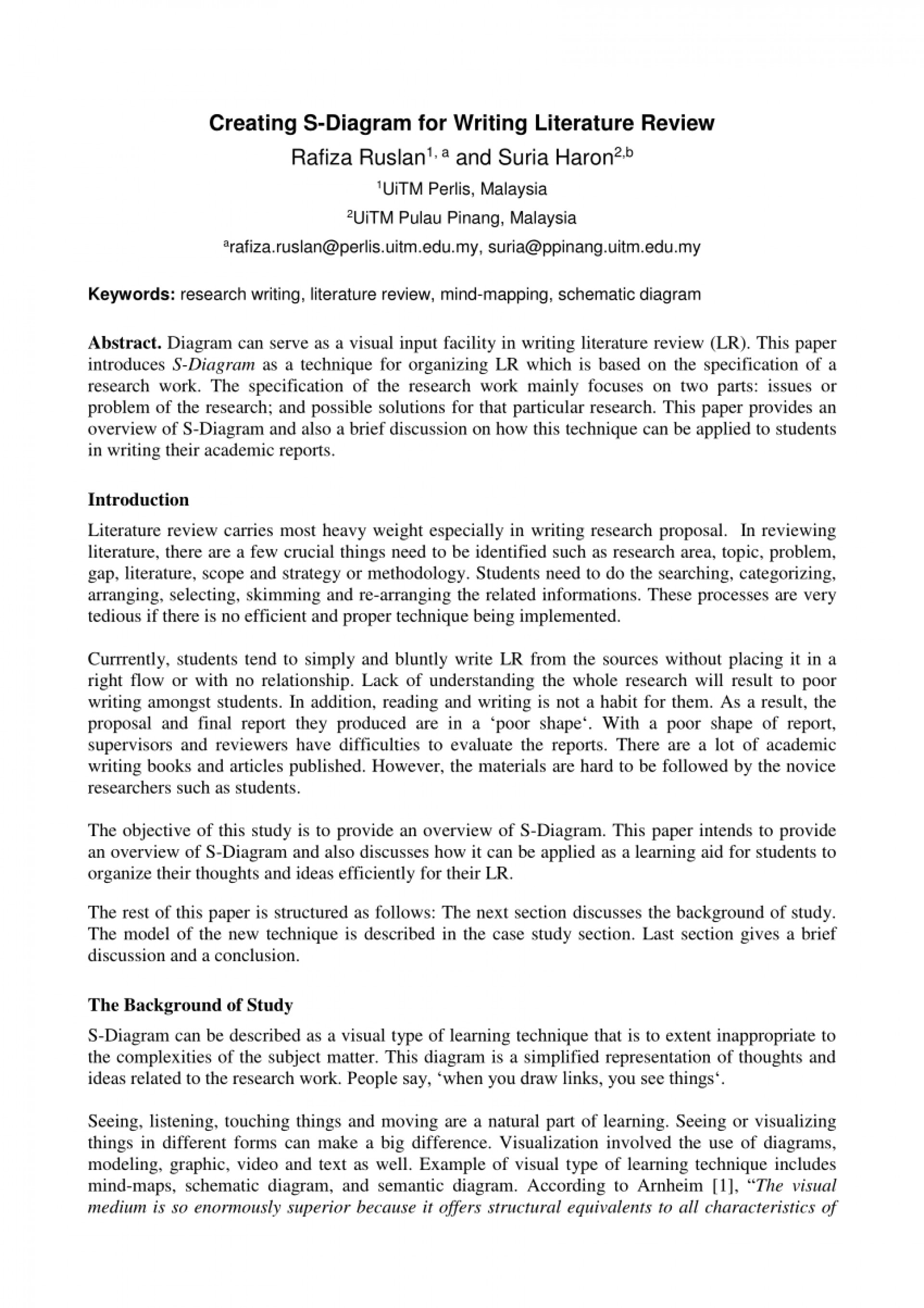002 Research Paper How To Write Literature Review In Unbelievable A Pdf For Youtube Qualitative 1920