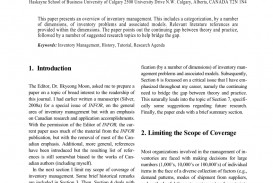 002 Research Paper Largepreview Business Management Singular Topics Pdf For Techniques