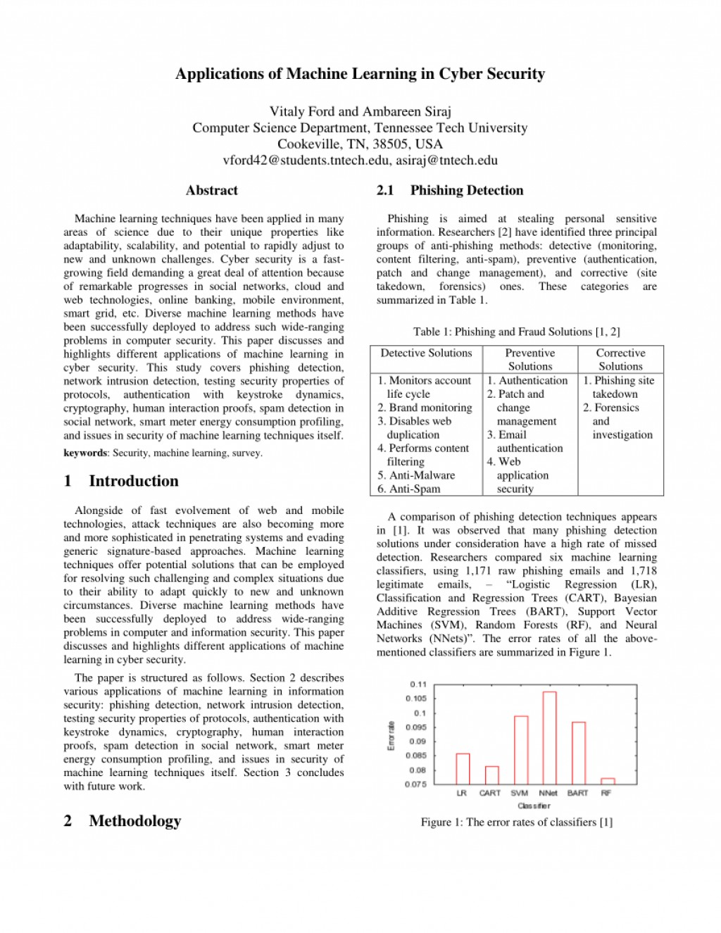 002 Research Paper Largepreview Ieee On Cyber Security Breathtaking Pdf Network Large