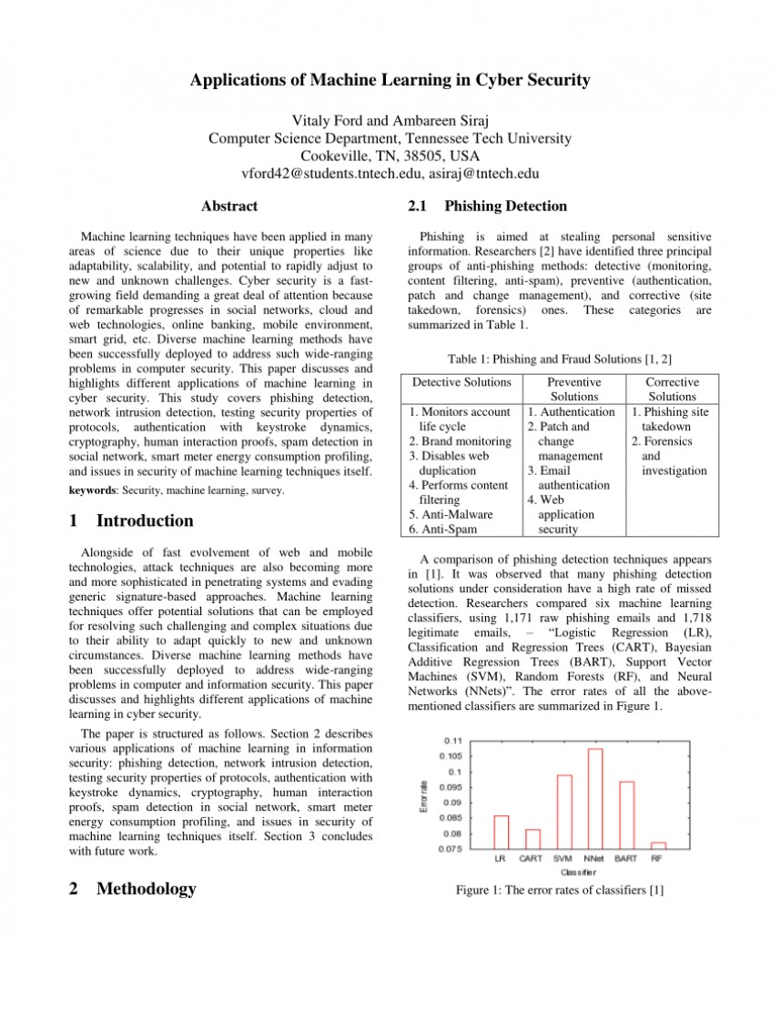 002 Research Paper Largepreview Ieee On Cyber Security Breathtaking Pdf Network