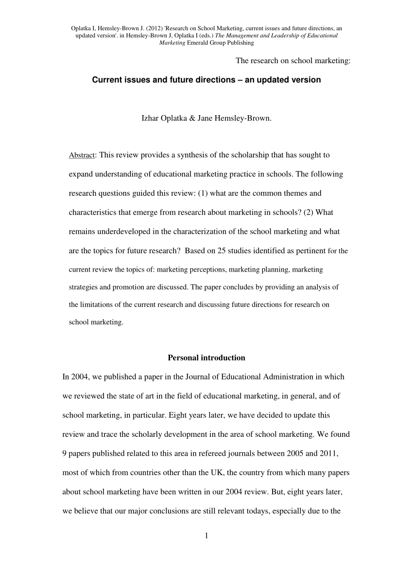 002 Research Paper Largepreview Published Wonderful Papers In Psychology Education Pdf Science Full