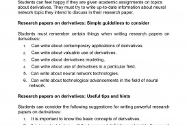 002 Research Paper Tips Writing Wonderful For A Fast Apa