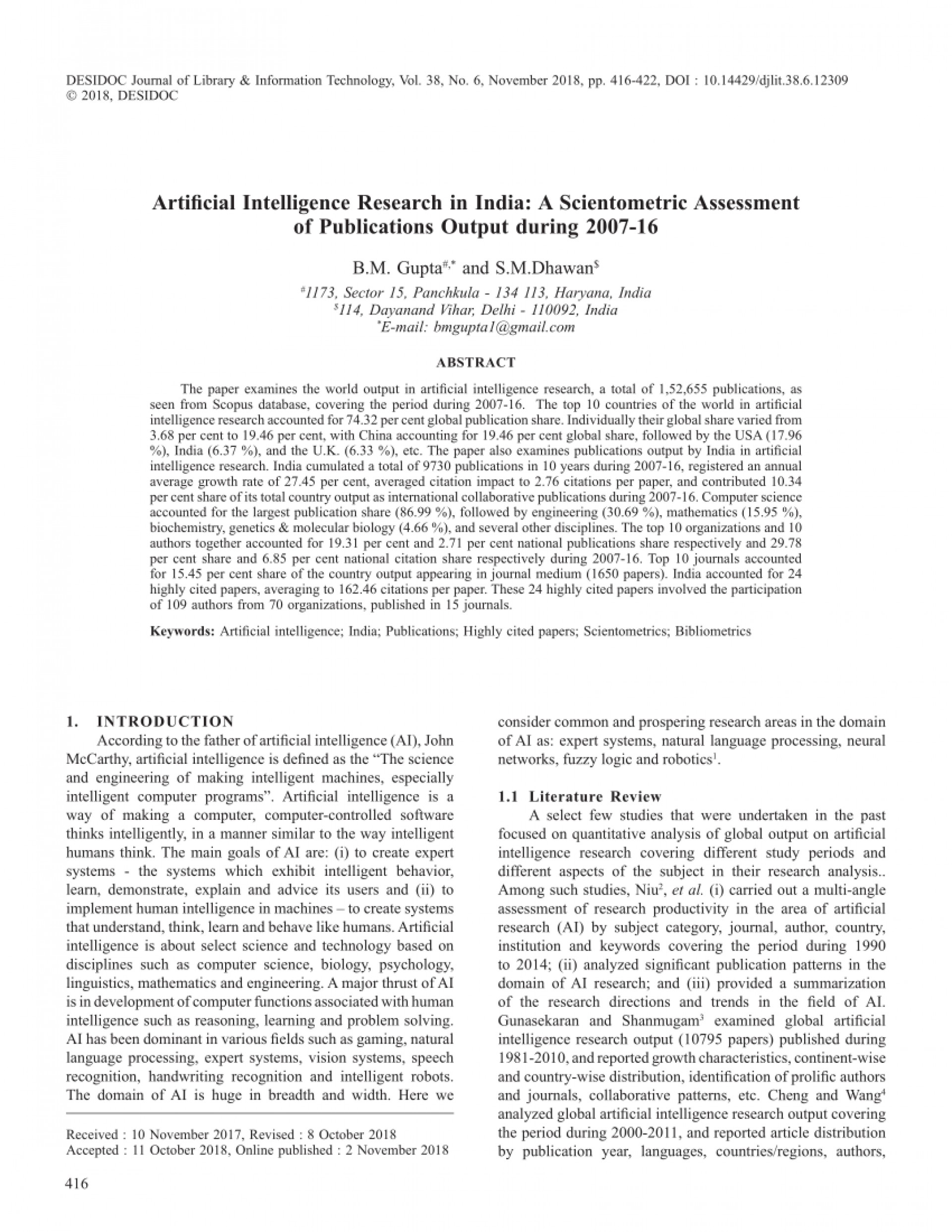 002 Research Papers Artificial Intelligence Paper Imposing On In Marketing Ieee Pdf 1920