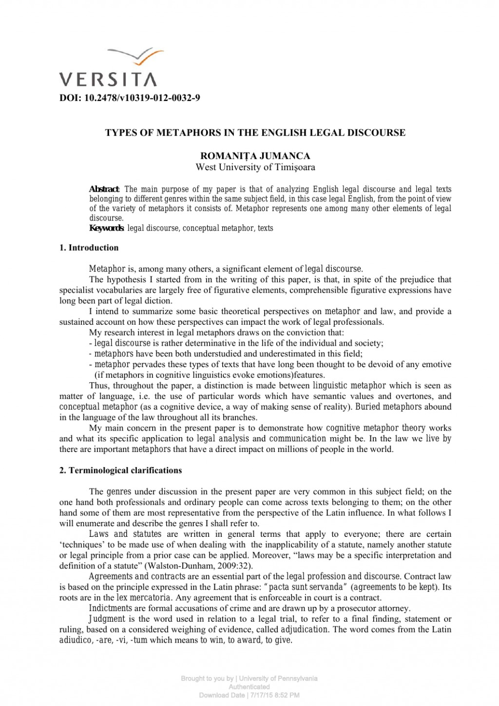 003 Abstract Of Legal Research Magnificent A Paper Large