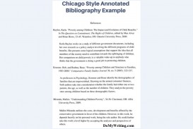 003 Annotated Bibliography Example Chicago Research Imposing Paper Proposal And 320