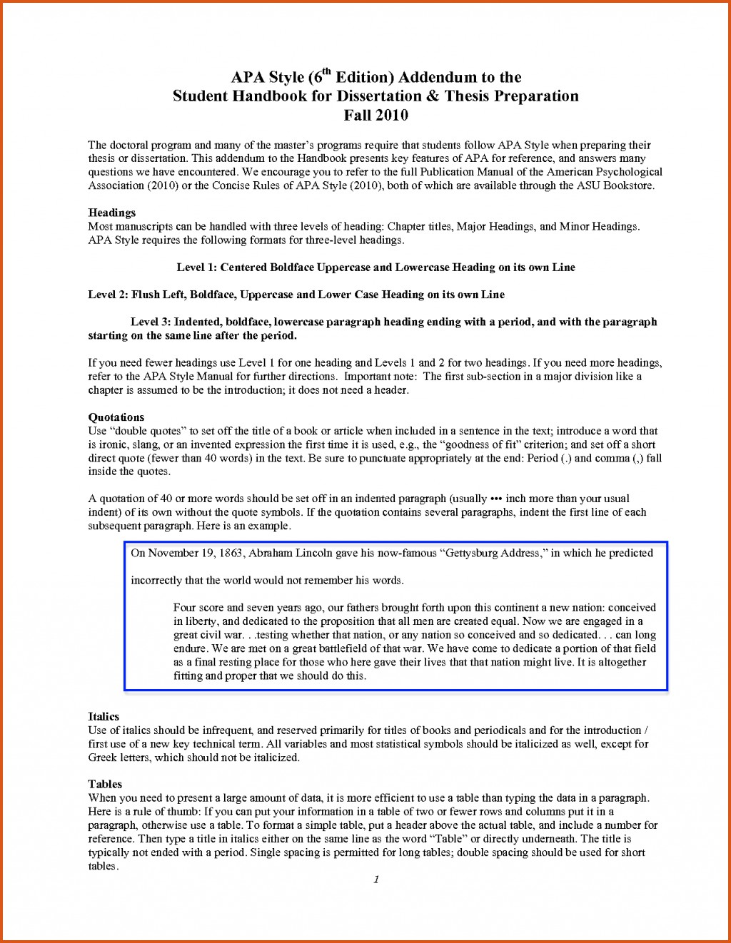 003 Apa 6th Edition Research Paper Headings Bunch Ideas Of Style Guide Example Ive Exceptional Large