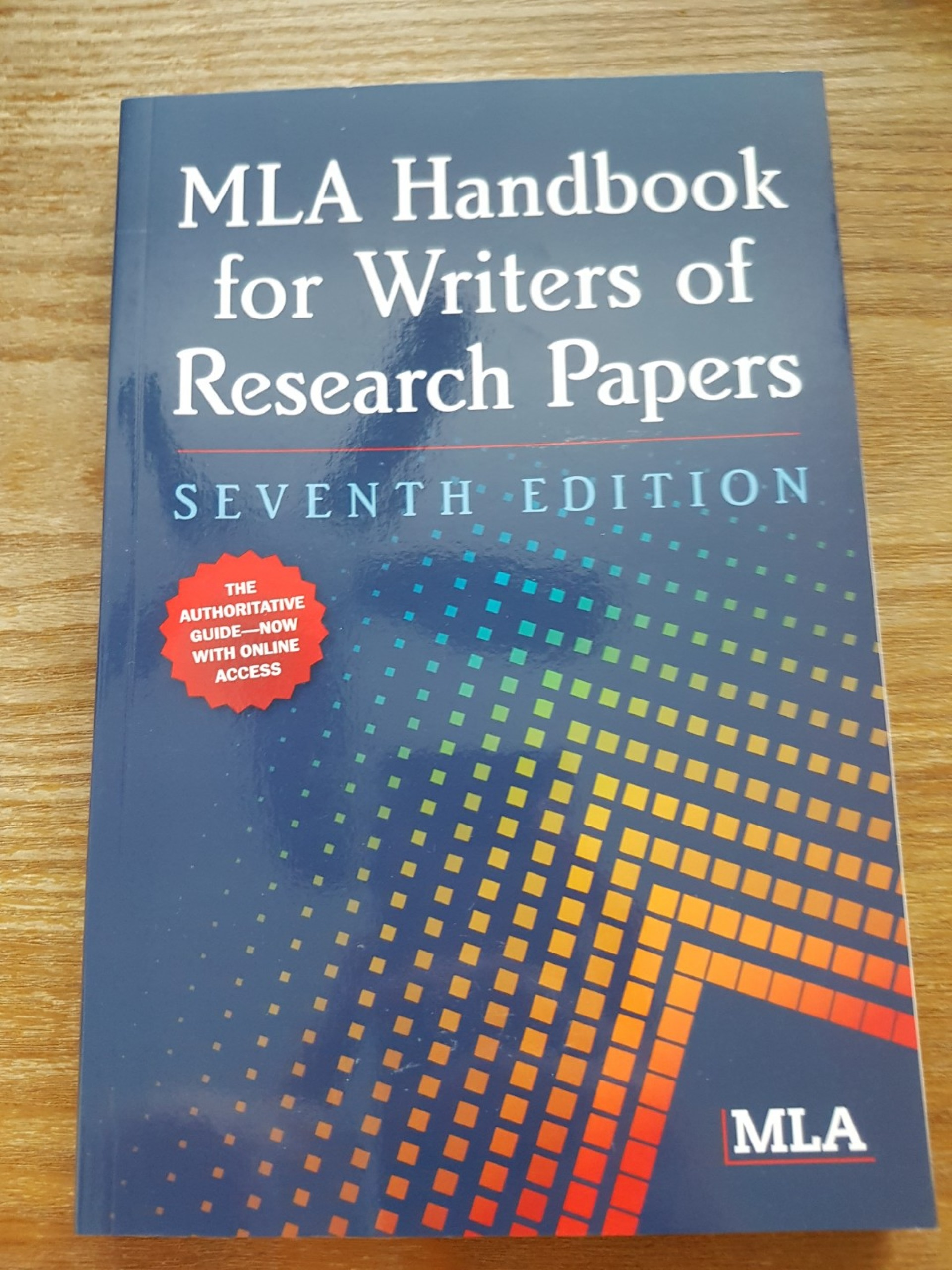 003 Bn Mla Handbook For Writers Of Research Papers 7th 1526886966 Db26cb23 Paper Fearsome Edition Pdf Free 2009 Summary 1920