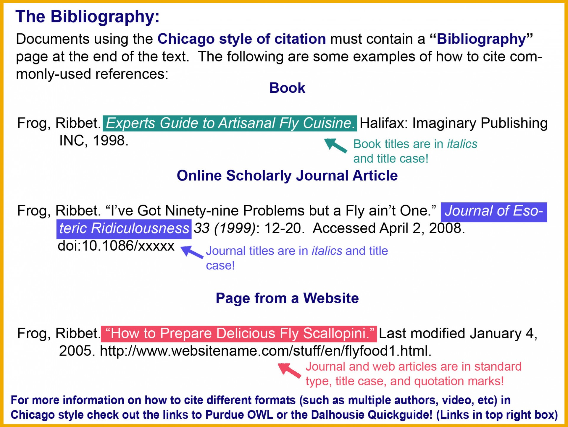 003 Chicago Workscited 06062016 Research Paper Footnotes In Wondrous A Style 1920